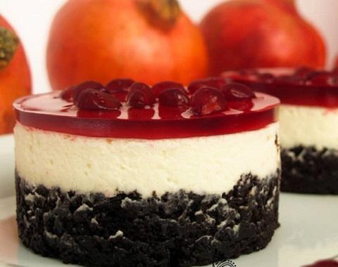 روش تزئین کیک و دسر با بریلو